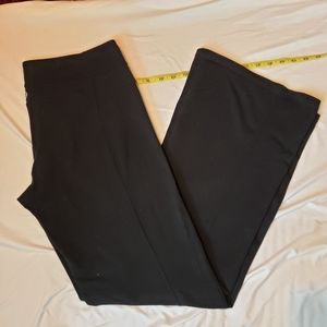 Lululemon size 10 wide yoga pants